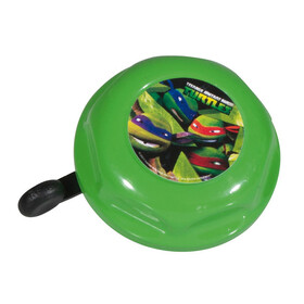 Bike Fashion Turtles Bike Bell Children Ø 55 mm green